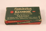 Vintage Remington Kleanbore 25-35 Winchester Ammo No 6325 in Original Box