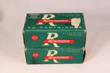 Vintage Lot of Two Remington Kleanbore Priming 32-20 Ammo