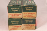 Lot of Four Boxes of Remington .25-20 Ammo