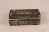 Vintage Remington .41 Short Colt Ammo