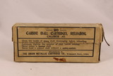 Vintage UMC Government Carbine Ball Cartridges Reloading .45 Ammo
