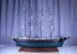 Wooden Ships Model