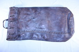 Early Leather Mail Carrier Bag