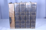 Limited Edition Plutarch's Lives Book Set