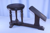 Antique Shoe Salesman Stand