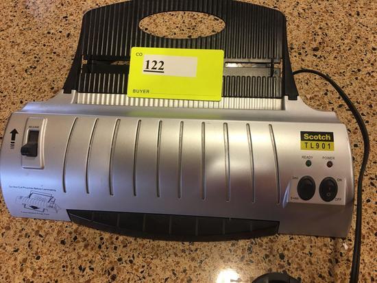 Thermal laminator