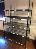 Metro shelf