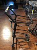 small shopping carts 7x the bid