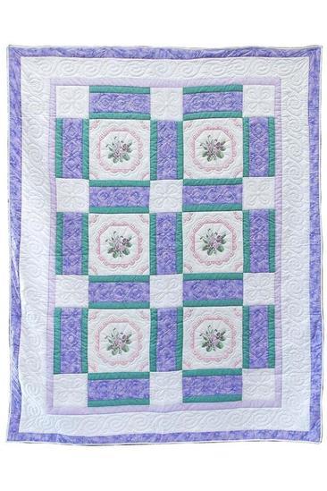 #1060 Lavender Violets