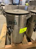 Ice Tea Dispenser