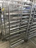 64 inch stainless steel Bakery Cart