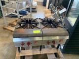 Large 2 Burner Stock Pot Stove