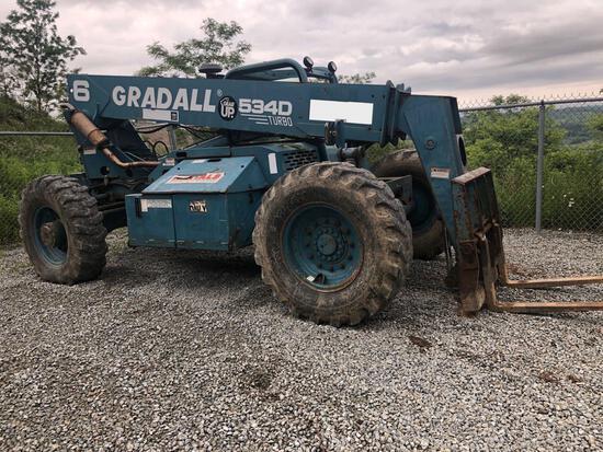 GradAll Mo 534D Diesel