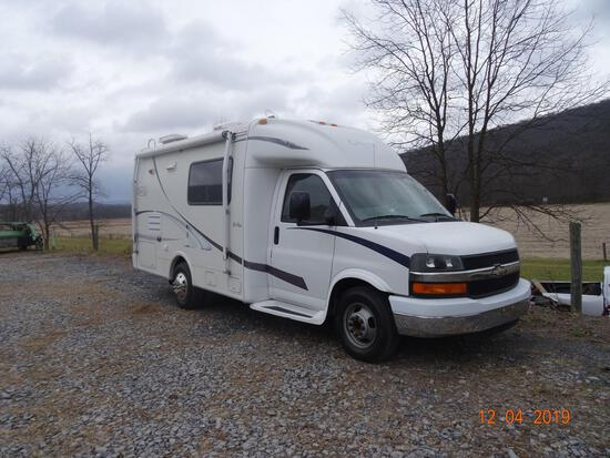 2003 R vision Motor Home