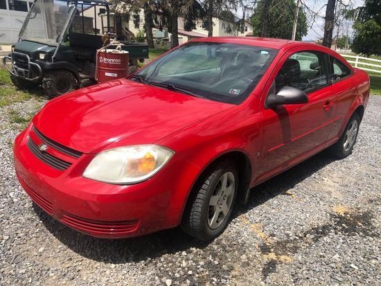 2006 Chevy Cobalt. 116,103 miles