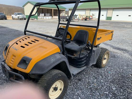 2006 Cub Cadet side by side