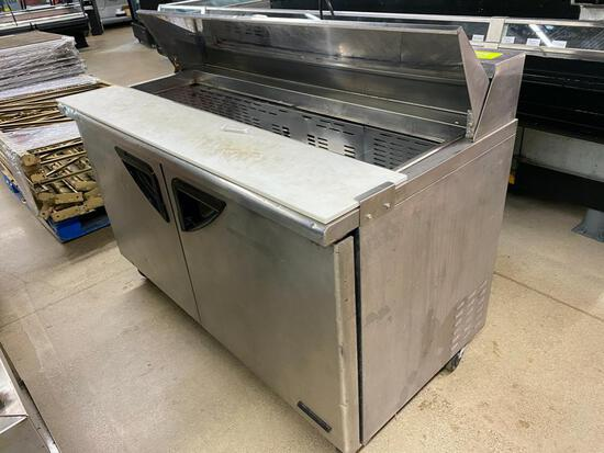 Turbo-Air 5' sandwich prep table