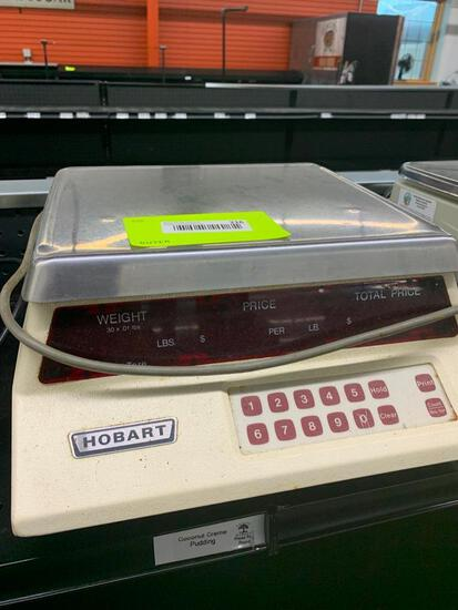 Hobart digital scales