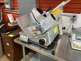 Bizerba Automatic gravity feed slicer