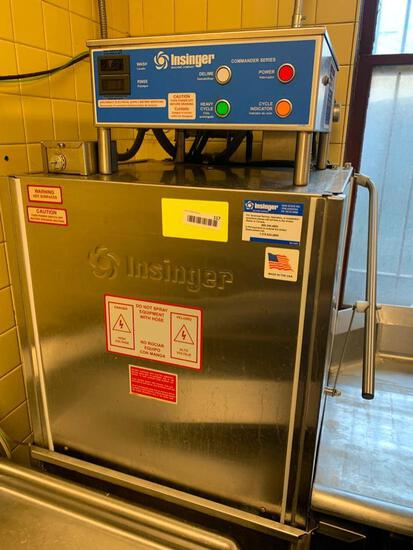 Insinger dish washer