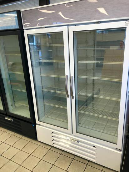 Beverage-Air 2-door freezer