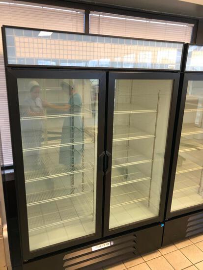Beverage Air 2-door cooler