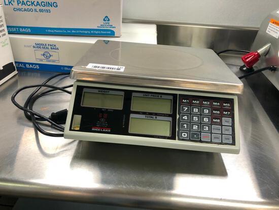 Rice Lake Digital Scales