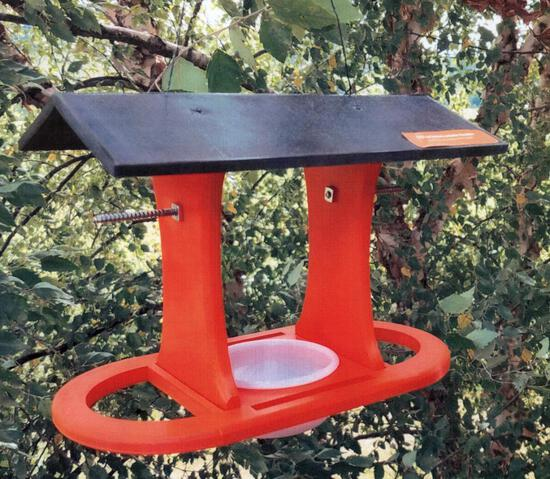 #2001 3D printed Deluxe Oriole Feeder