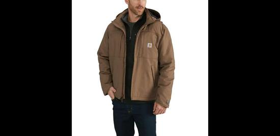 #2054 Carhartt Full Swing Cryder Jacket - Canyon Brown Choice of size XL, L, or M