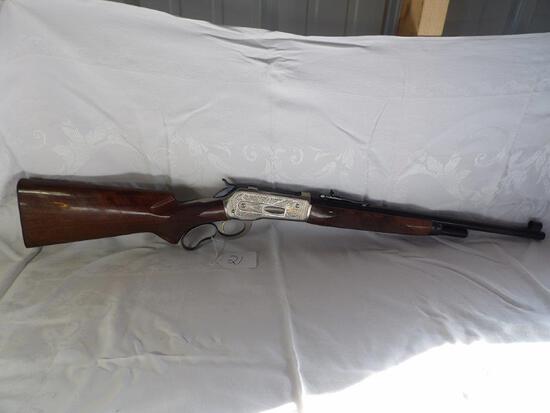 Browning model 71 348 win caliber
