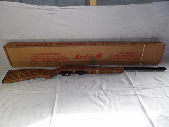 Marlin 25N 22 Long rifle
