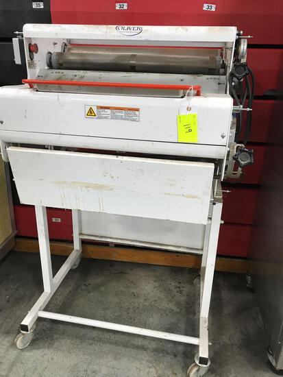 Food wrapper packager