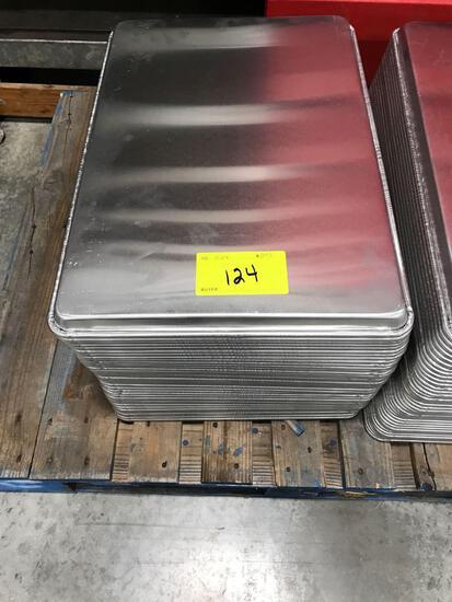 Sheet pans stack of 39