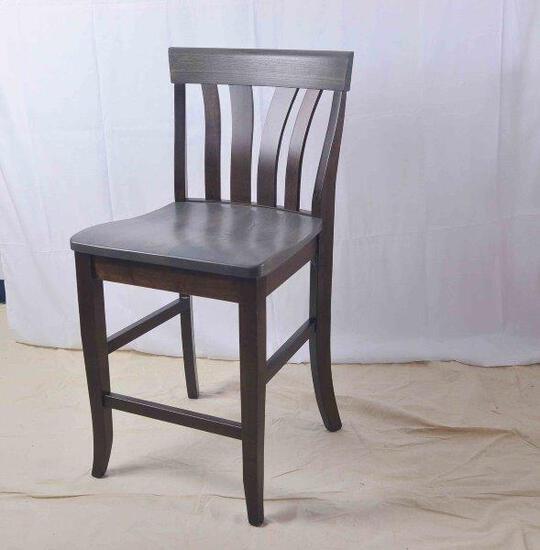 Elm & Maple Bar Chair