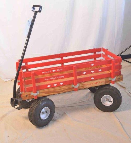 Diamond Racer Wagon