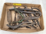 Misc. wrenches, Snips, & more