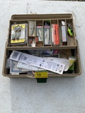 Tackle Box of Lures