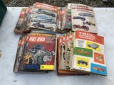 Hot Rod & True Automobile year book magazines