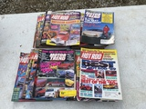 Motor Trend/ Hot Rod Magazines