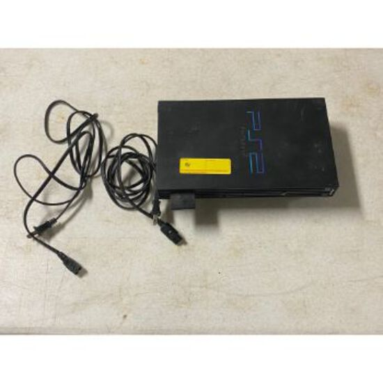 PS2 w 2 power cords