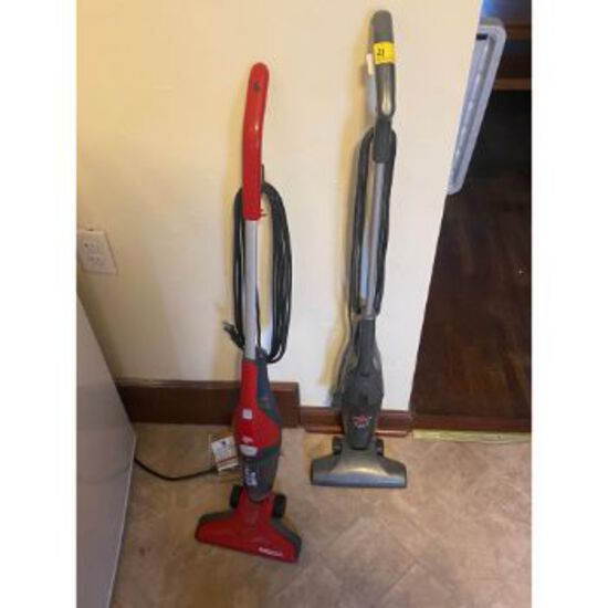 Bissell & Dirt Devil Sweepers