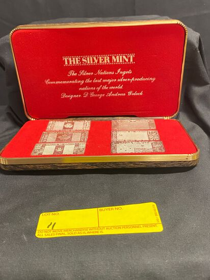 The Silver Mint