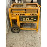 Titan 8500M High Performance Gas Generator