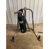 Everlast Punching Bag & Stand