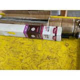 Spiral Stairwell Pieces (12) & Drapery Rod