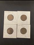 2 Cent Coins No Dates (4)