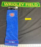 Wrigley Field Sign & Cubs Towel