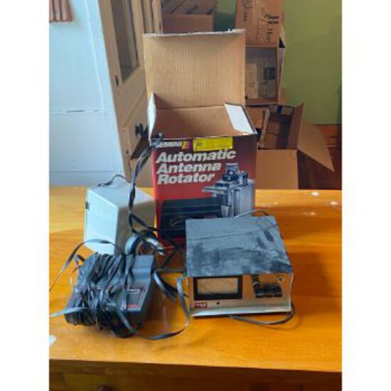 Automatic antena Rotator & CDE