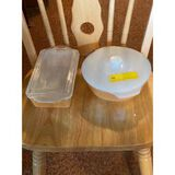 Fireking Baking Dishes with Lids