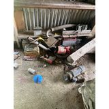 Misc Salvage in this Shed Section